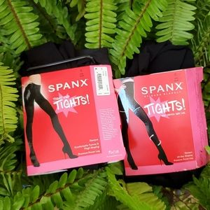 New Spanx tight end tights